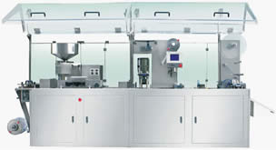 Pharmaceutical Blister Packaging Machine