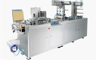DPP-250LS Flat Plate Medicine Pack Blister Packaging Machine